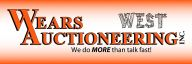 Wears Auctioneering West Logo